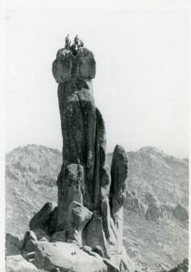 Risco de la Bota. Colección Florencio Fuentes