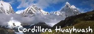 TREKKING CORDILLERA HUAYHUAS