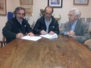 (2015.03.24) Firma acuerdo Navafría