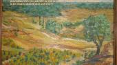 Exposición de pintura Alfredo Granda
