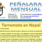 Peñalara Mensual mayo 2015