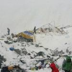 Nepal terremoto avalancha