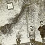Placa a Giner de los Rios (foto Victory) Rev Peñalara nº  18, junio 1915