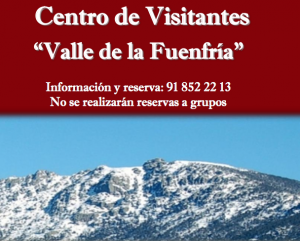 Centro visitantes Fuenfria
