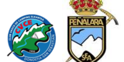Convenio entre la RSEA Peñalara y el CVC Elkartea