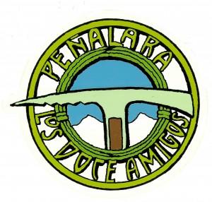Escudo primitivo de la Asociacion Peñalara