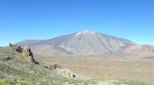 30 de abril 2016. Ascenso al pico Teide, pico Viejo y recorrido por la Península de Anaga