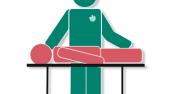 Tratamientos terapéuticos para deportistas en la sede de nuestra Sociedad