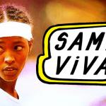 Samia Viva con Forges