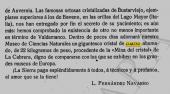 Revista Peñalara hace 100 años. En Junio de 1916 un bloque de cuarzo aparece en la sierra de la Cabrera