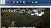Crónicas de la 2 sobre Guadarrama