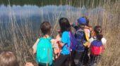 Sección Infantil. Lagunas de Cañada del Hoyo
