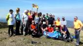 Desafío Respiralia 22/04/17: Mostellar 1.934m, Ancares