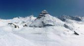 Travesia de esquí por la Vanoise
