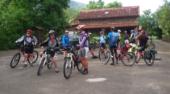 Crónica salida de Sección de Bici de Montaña a Valle de Cabuérniga. 27 y 27 de mayo