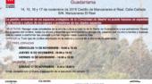 IV Jornadas Divulgativas del Parque Nacional de la Sierra del Guadarrama