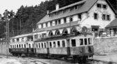Revista Peñalara hace 100 años: FERROCARRIL ALPINO DEL GUADARRAMA