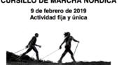 CURSILLO DE MARCHA NÓRDICA 9 de febrero de 2019