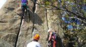 Salida práctica de escalada artificial – Vocalía de Jóvenes