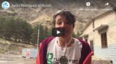 Belén Rodriguez en la RedFox Elbrus Race