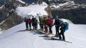 Cierre de temporada de la Sección de Esqui de Montaña en Maladetas