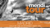 Mendi Tour Madrid en los cines GOLEM