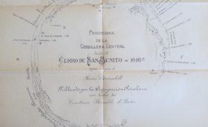 Revista Peñalara hace 100 años: Panorama desde el Cerro de San Benito