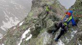 Crónica Grupo de Tecnificación Alpinismo: Crestas y Aristas